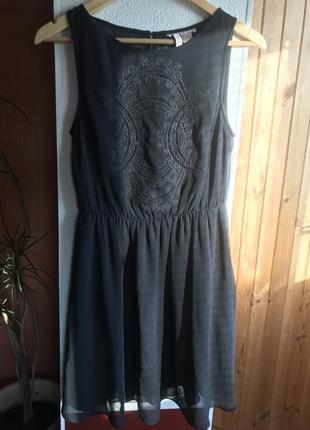 Платье h&m divided