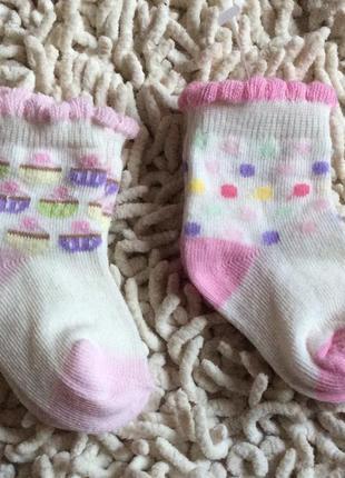 Набор носочков  для девочки