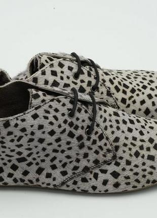 Женские ботинки (стриженый мех пони) марути италия