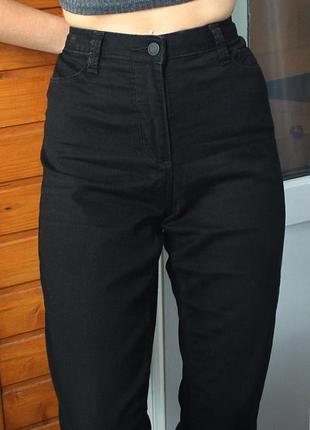 Базовые узкие джинсы с высокой посадкой vero moda