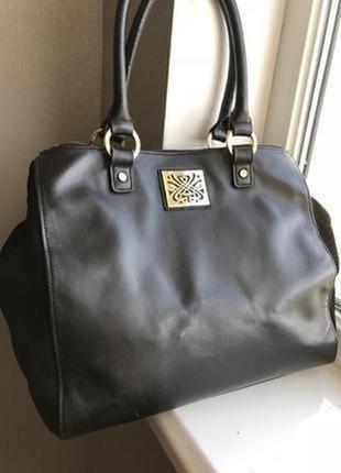 Кожаная сумка 100 % натуральная кожа