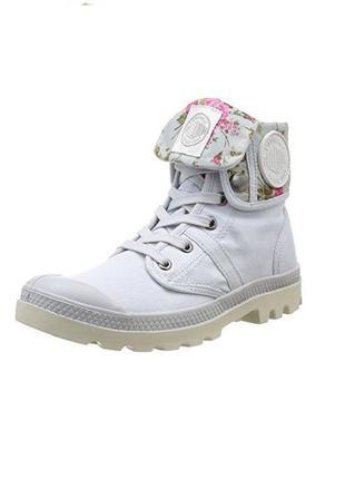 Стильные ботинки palladium baggy lunar flower