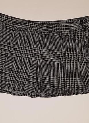 Крутая теплая юбочка от h&m