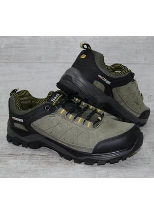 Мужские демисезонные кроссовки baas waterproof, 4 цвета