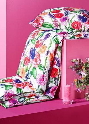 Комплект постельное белье ранфорс тсм tchibo, 136х203см