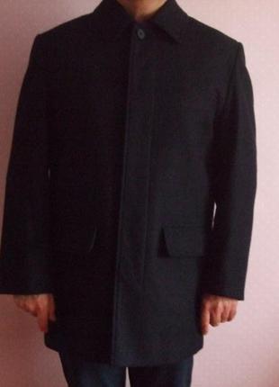 Пальто классического кроя jack reid