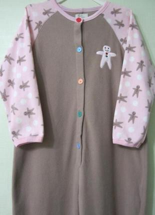Мягкая розовая пижама love to lounge
