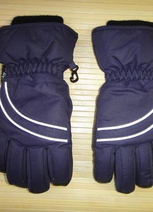 Зимние термо перчатки h&m eur 134-140, 9-10 лет
