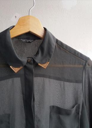 Базовая блуза от topshop♡