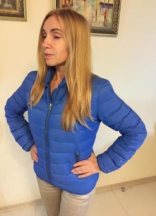 Красивая куртка пуховик