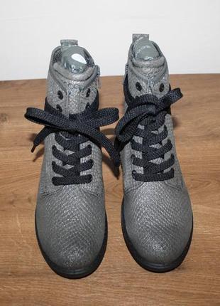 Качественные водонепроницаемые ботинки ecco bendix junior, оригинал