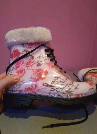 Гумові черевики и чобити розмір-37