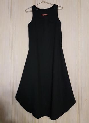 Авангардное платье из парижа в стиле annette görtz