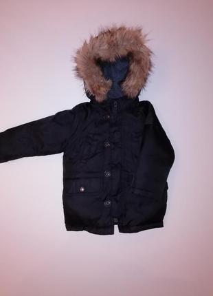 Парка gap, куртка, пуховик для мальчика