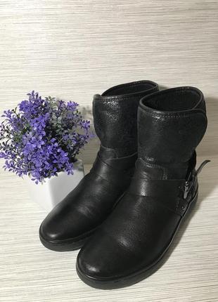 Стильные женские ботинки geox
