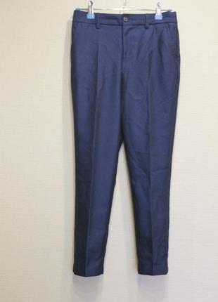 Школьные брюки m&s, на 8-9 лет.