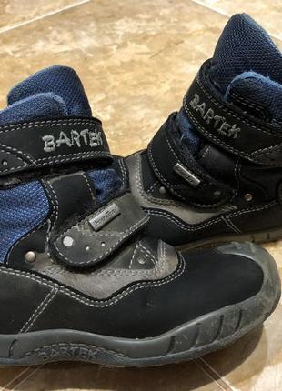 Зимние ботиночки, ботинки бартек, bartek 26 размер.
