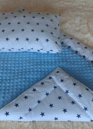 Набор плед-одеяло подушка