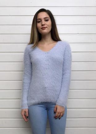 Пушистый свитер atmosphere