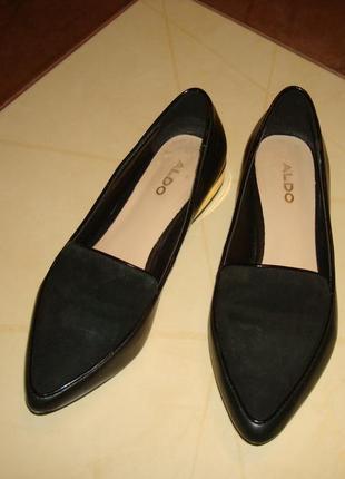 Брендовые туфли aldo