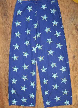 Штаны брюки пижама marks & spencer 152-164р.