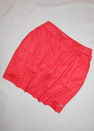 Классная спортивная юбка,  шорты от nike оригинал. размер m, l.
