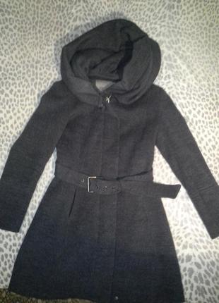 Классическое пальто zara