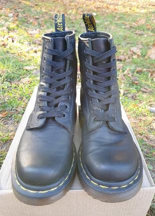 Ботинки dr. martens 1460, uk3 / 36~36,5