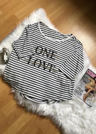Кофта полосатая модная в полоску стильная