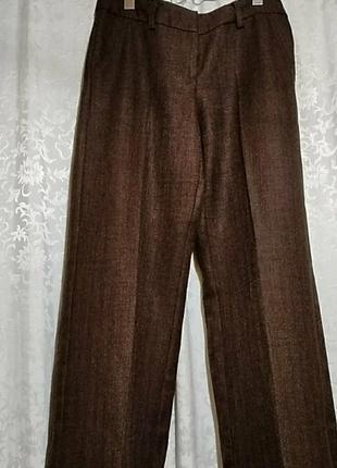 Прямые классические брюки