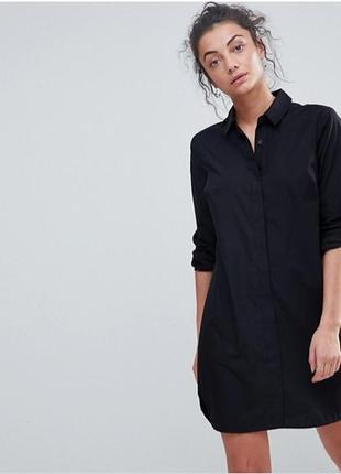 Платье-рубашка из нежной натуральной ткани