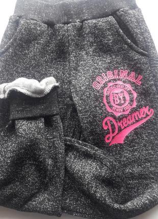Теплющие спортивные штаны