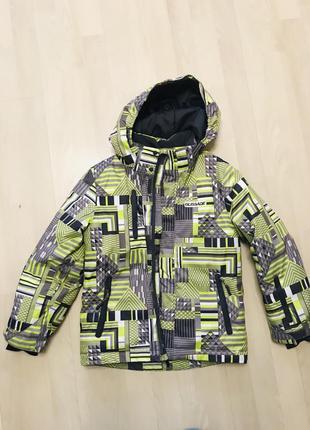 Зимняя курточка glissade