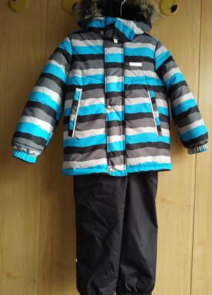 Зимний комплект lenne rokcy 18320b с 98 по 122 размер