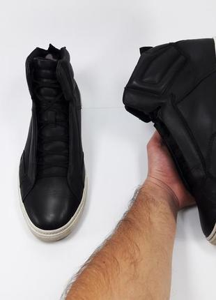 Aldo мужские кроссовки с натуральной кожи