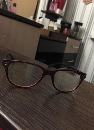 Очки,оправа,очки для зрения,имиджевые очки 👓
