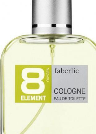 Туалетная вода 8 element cologne 100мл