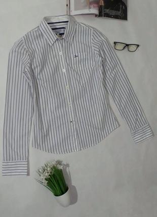 Рубашка в полоску jack wills,р-р s