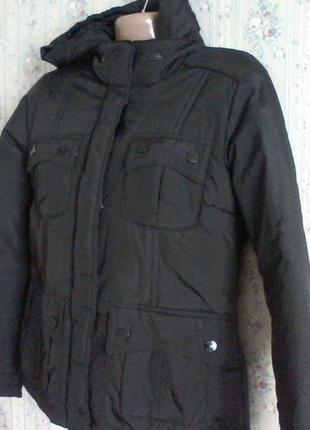 Пуховик куртка  от massimo dutti, разм. 44