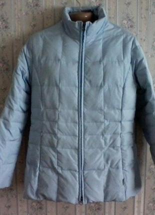 Куртка пуховик geox, разм. 46