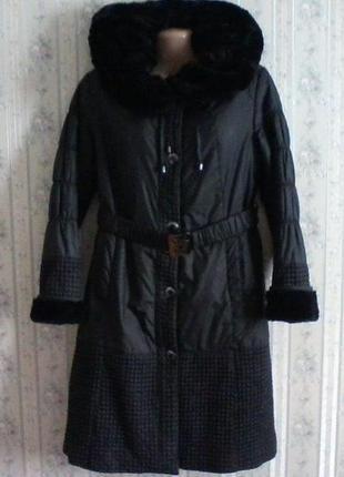 Пальто на холофайбере, разм.48-50
