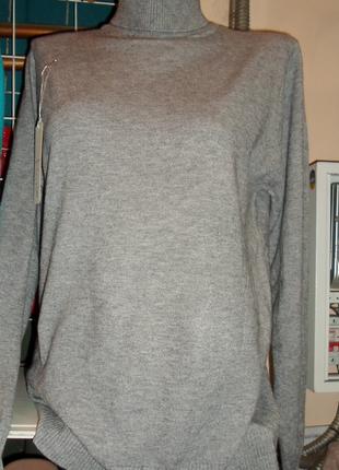 Гольфы# шерстяные#водолазки#женские#теплый свитер под горло#р52-58--5цветов