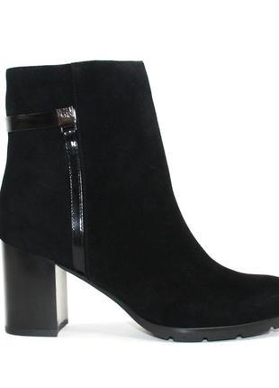 Зимние ботинки respect оригинал. натуральная замша, цигейка 36-40