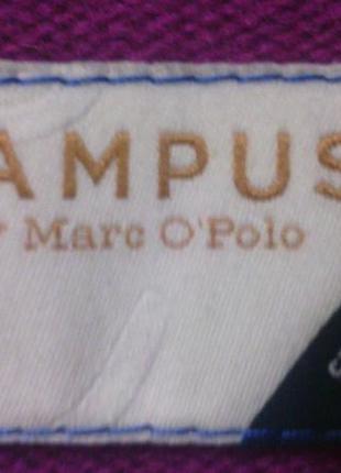 """Изумительный джемпер """" campus bi marc o * polo""""шерсть 36-38"""