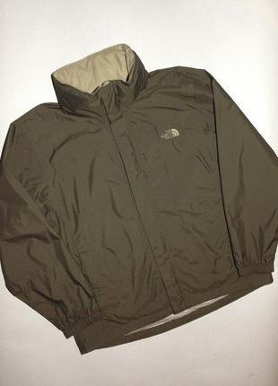 Новая куртка -ветровка the nort face оригинал l/g