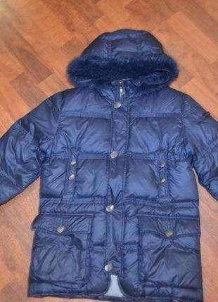Куртка зима  pepe jeans 134-140
