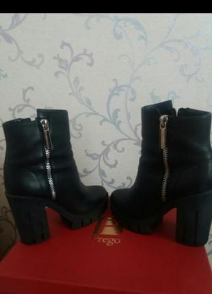 Ботинки зимние prego,срочно!