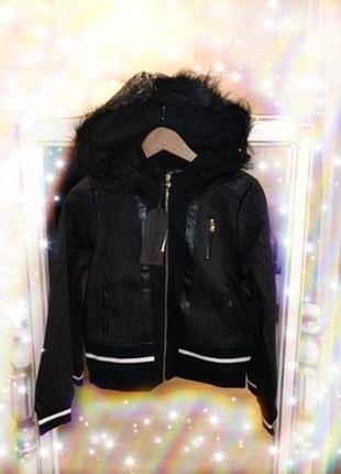 Фирменная куртка amn размер 36р