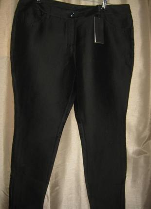 Красивые брюки-лосины  sir oliver  премиум класса 3/4, большой размер, из германии.