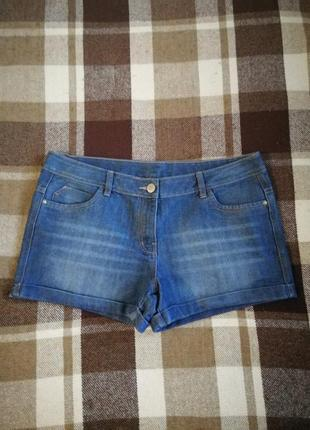 Идеальные джинсовые шорты george1